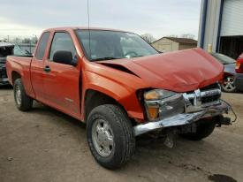 Salvage Isuzu i-Series